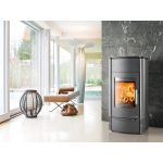 Kaminska peč na drva i-3020 , 4 - 8 kW