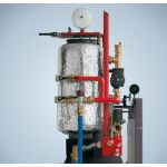 Instalacijski komplet za Termopalex kurišča BX300 - 30 litrov, Palazzetti
