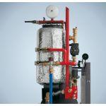 Instalacijski komplet za Termopalex kurišča BX300- 50 litrov, Palazzetti
