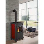 Ventilacijska kaminska peč na drva Carina 9,5 kW