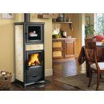Kaminska peč na drva Rossella Plus Forno Evo 9,1 kW