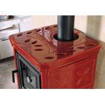 Termo kaminska peč na drva TermoNicoletta Forno D.S.A. 13,5 kW