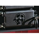 Termo štedilnik na drva TermoRosa D.S.A. 15,5 kW