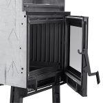 Kaminski vložek na drva Focolare 60 Piano 9,4 kW