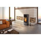 Kaminska peč na drva A1, 5,9 kW