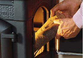 Kaminska peč na drva Isotta Con Cerchi Evo 11,9 kW