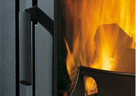 Kaminska peč na drva Svezia & Norvegia 9 kW
