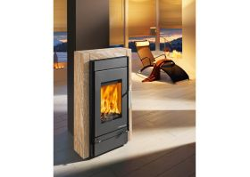 Kaminska peč na drva Kerpen 232.17-ST , 4 - 8 kW