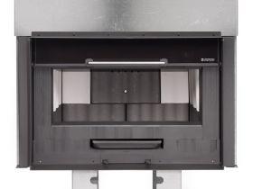 Kaminski vložek na drva Microblocco 80, 9,5 kW
