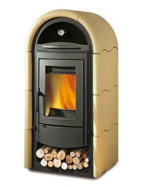Kaminska peč na drva Stefany Forno BII