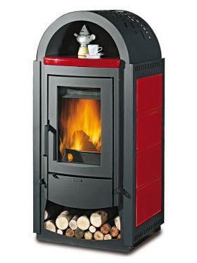 Kaminska peč na drva Svezia BII 10,6 kW