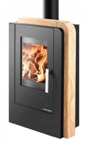 Kaminska peč na drva Aruba 220.17-ST, 3-6 kW