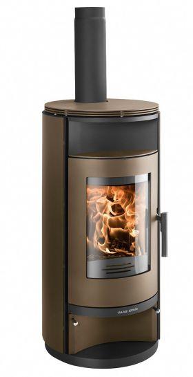 Kaminska peč na drva Husum 206.15,  3 - 6 kW